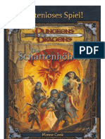 AD&D - 3rd Ed. - Adventure - Die Schattenhöhlen