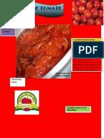 Revizta Dulce de Tomate Zo