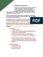 Dot Net FAQs Shiva