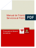 Manual de Tramites Actual. 4o. Trimestre 2010