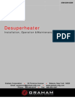 Desuperheater Data1