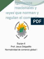 Organismos internacionales 2