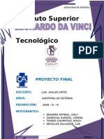 Proyecto Final Auditoria