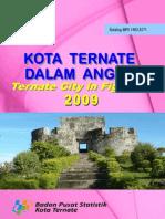 Kota Ternate Dalam Angka 2008