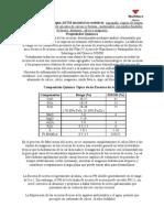 Composición Química Típica de las Escorias de Acería