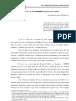 Relatório de Dto Processual Penal - Palestra Pacelli