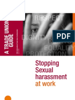 9186498 2008 ITUC Sexual Harassment Guide1