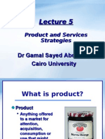 Marketing ITI Lecture 5