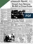 George Kattar Grand Jury and King Brothers Regarding Their Murdered Sister