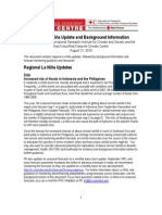 La Niña 2010-11 Regional Updates and Global Background Information August 31 2010(IRI  RCCC)