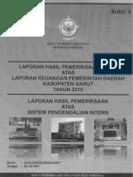 Garut - LHP BPK TA 2010_Buku 2