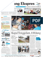Koran Padang Ekspres   Senin, 7 November 2011