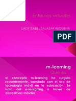 Entornos Virtuales.M Learning