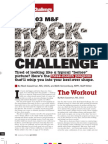 Bodybuilding - The Rock Hard Challenge (Month 2 Training)