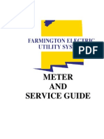 Meter and Service Guide