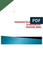 Gerakan Islam Di Indonesia