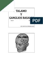Clase Talamo y Ganglios Basales 2011( Delmy)