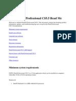 Flash Professional CS5.5 Read Me