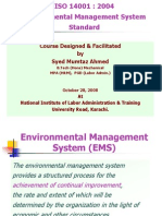 Environmental Management System - IsO - at - 08