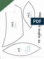 Felt Boat Pattern