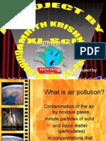 Air Pollution by Ak