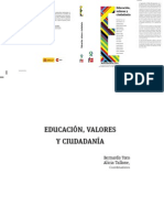 Educación, Valores y Ciudadanía