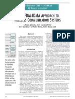 OFDM-IDMA