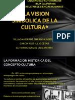 La Vision Simbolica de La Cultura