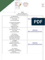 [1] [0] Brass Ensemble Score Woodwind Ensemble Score _ Free Sheet Music