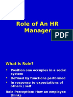 Session 2 - Role of a Manager