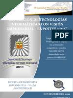 PROYECTO EXPOTIVE 2011