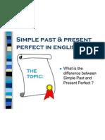 0simple Past vs. Present Perfect