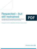 2011 Global State of Information Security Survey-Report