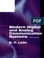 B P Lathi - Modern Digital and Analog Communication Systems