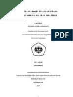 laporan KKL-likhen