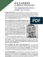 Kabbala gegen Guy Fawkes