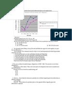 Caritor Test Paper I