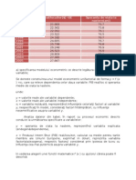 Proiect econometrie FABBV