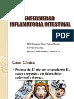 Enf Inflamatoria Intestinal en Urgencias