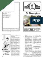 El Mensajero (Marzo 2007)