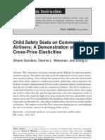 Micro Economic and Public Policy,Cross Elasticity
