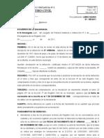 RC-LD - Acuerdo Inscribir Defunción con DATOS del difunto DISTINTOS en su nacimiento
