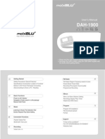 Mobiblu User Manual