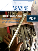 Healthy Workplaces Ohsas 2011