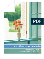 Classification of Headache