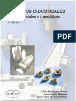 Procesos industriales para materiales no metálicos