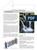 Environmental Product Declaration PHE
