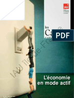 Cahiers n 156 L Economie en Mode Actif 01