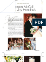 Georgia Featured Wedding Jessica McCall & Jay Hendrick