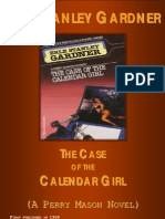 60 - The Case of the Calendar Girl - Perry Mason - (in Nice Format)